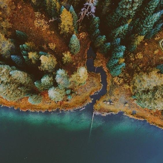 Where The River Meets The Ocean Lostlorelei Love Travel Nature Ocean River Nature Photography Aerial Photography Landscape