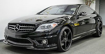 2009 Mercedes Benz Cl63 Amg Coupe With 3 Year Full Coverage Warranty Used Mercedes Benz Cl Class For Sale I Mercedes Benz Cl Used Mercedes Benz Mercedes Benz