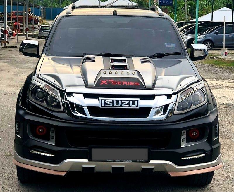 Kajang Selangor For Sale Isuzu D Max 2 5l 4x4 Diesel Turbo Sambung