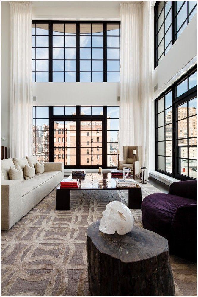 kamerhoge gordijnen witte gordijnen hoge plafonds huisinterieurs kathedraal plafonds witte muren