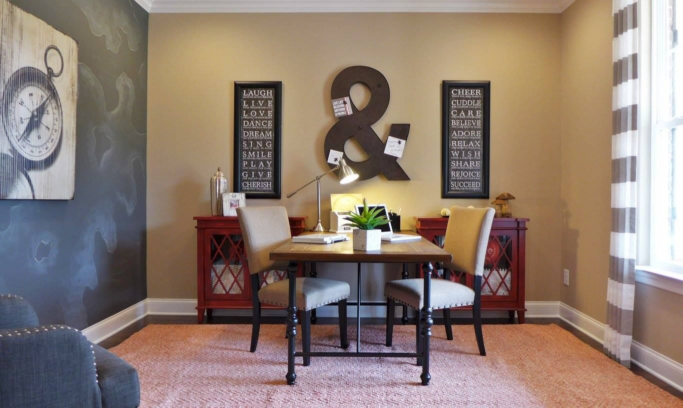 Interior design by dannielle hoffman of ultimate builder services