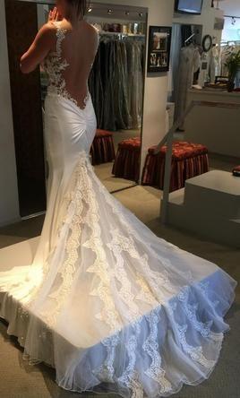 Galia Lahav Antonia 5700 Size 4
