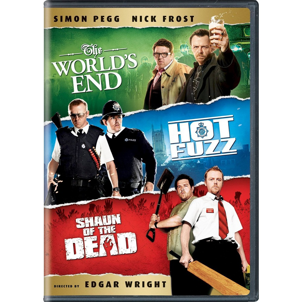 The World's End/Hot Fuzz/Shaun of the Dead [3 Discs]