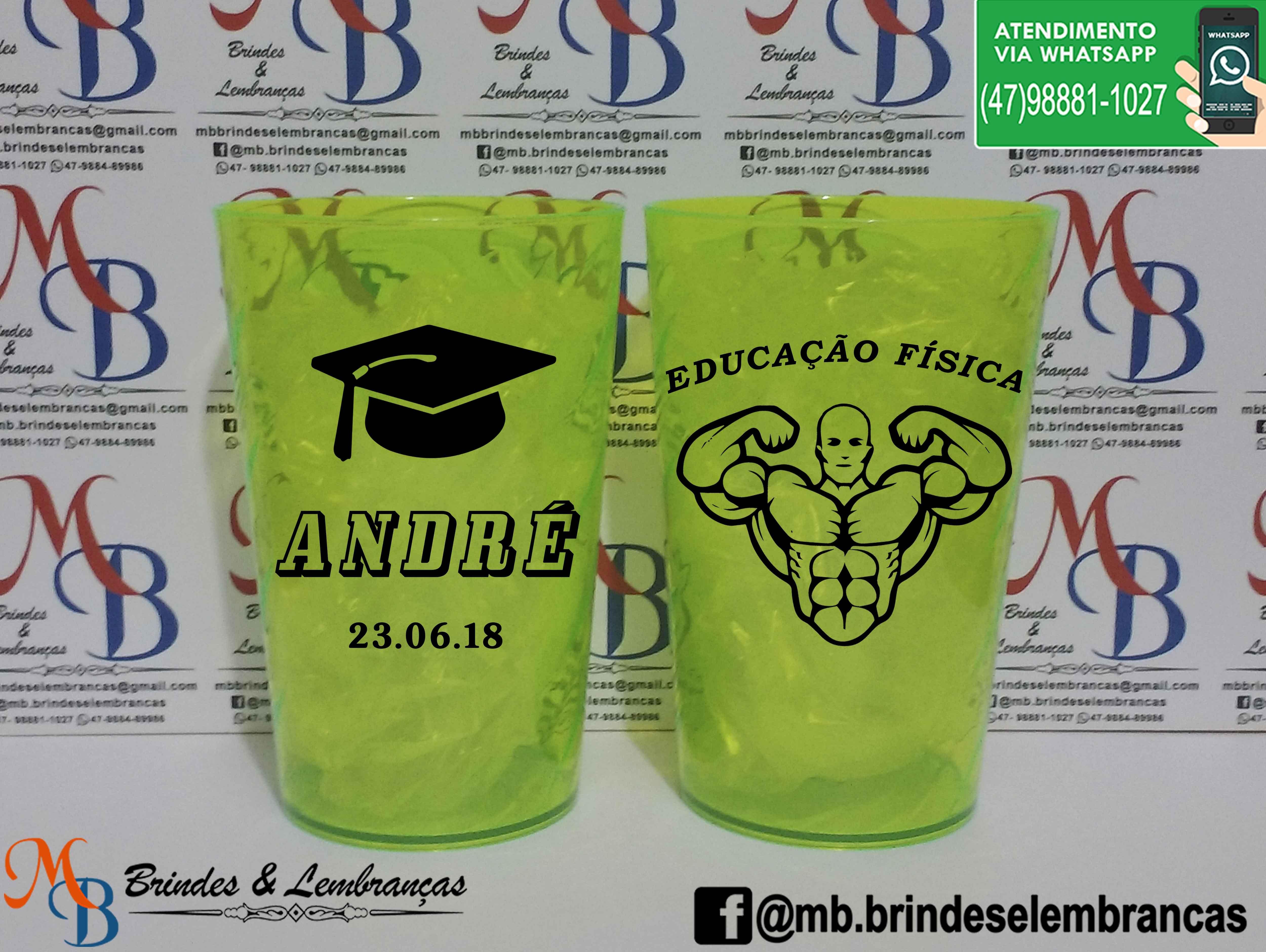copos personalizados para formatura de edf f5e3dd4b571