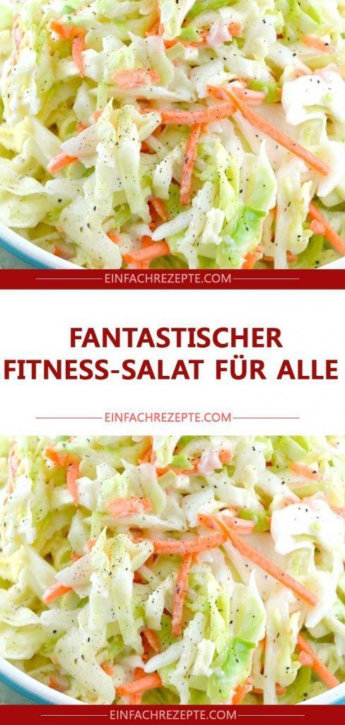 Fantastic fitness salad for everyone 😍 😍 😍-Fantastischer Fitness-Salat für alle 😍 😍 😍  Fantastic fit...