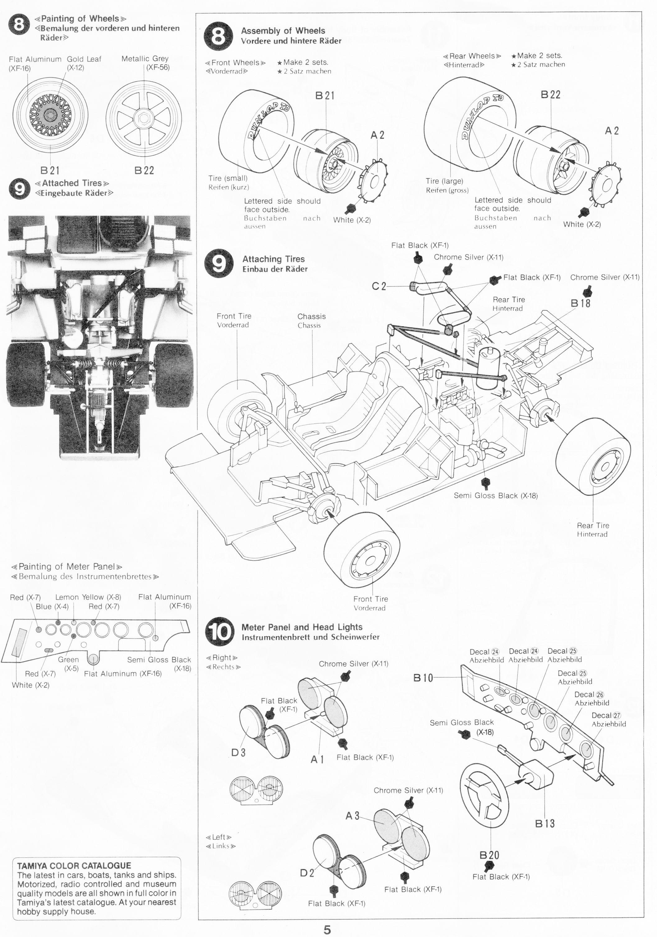 Pin By Gluefinger On Tamiya 1 24 Porsche 956
