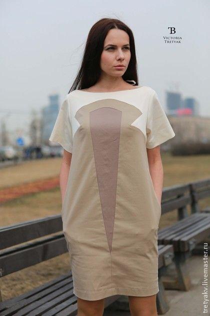 df61544ffe9 Платья ручной работы. Ярмарка Мастеров - ручная работа Платье Платье летнее  Платье авторское