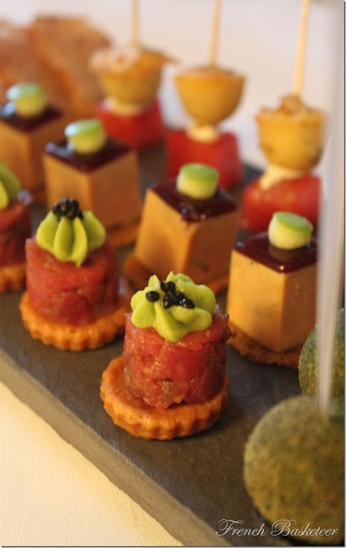 Amuse Bouche Food Savoury Food Nibbles For Party
