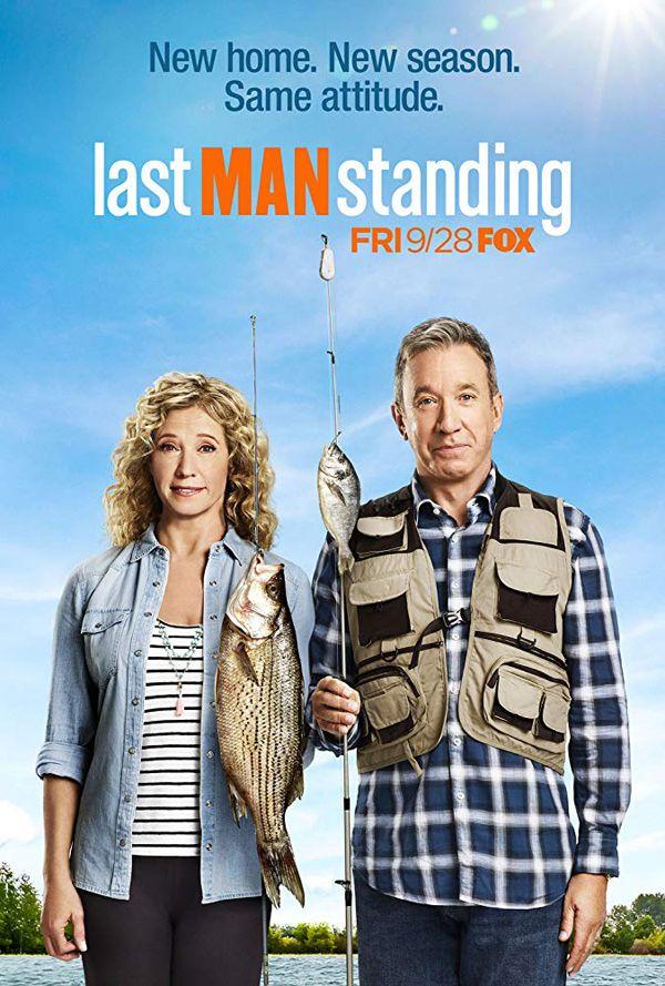 Last Man Standing Staffel 7