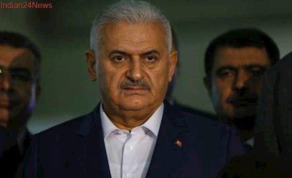 Turkish Pm Launches Yes Campaign Over President Erdogan S Presidential