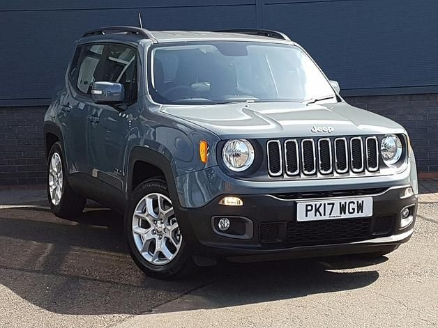What Do You Think Jeep Renegade 1 6 Multijet Longitude 5dr 5
