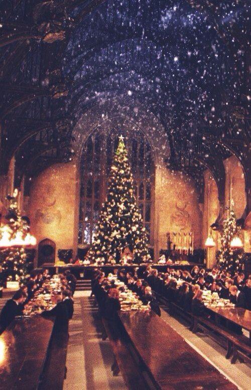 Live Wallpaper Weihnachten.Harry Potter Christmas Harry Potter Wallpaper