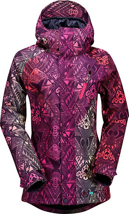 Volcom Fawn Insulated Jacket Women S