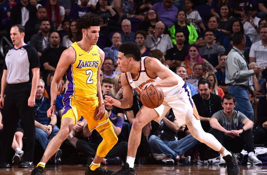 Los Angeles Lakers To Catch A Break Against Phoenix Suns With Images Los Angeles Lakers Lakers Los Angeles