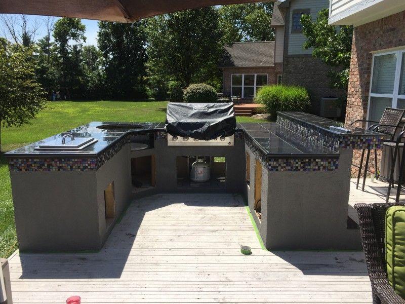 Diese Familie hat etwas in ihren Garten gebaut, was sonst 10000