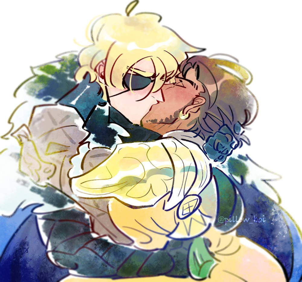 Kissen Jungs Anime