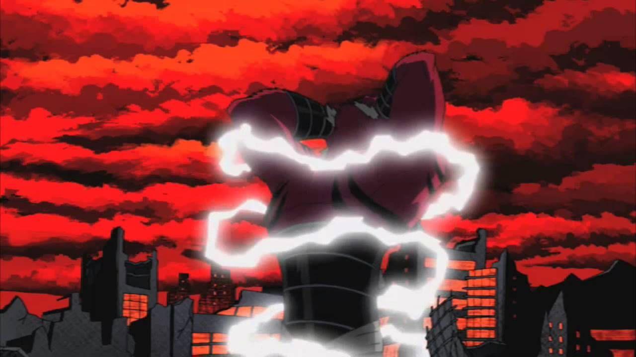 Raven Vs Trigon - Final Battle Scene Teen Titans - Hd -1862