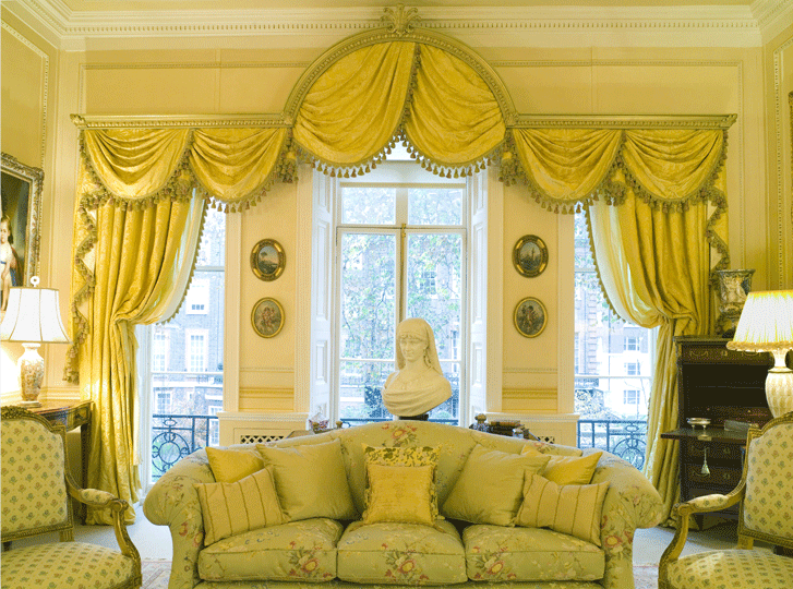 Living Room - Spencer Churchill Designs