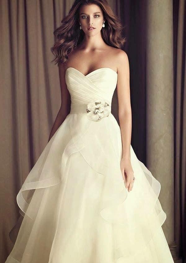 color hueso | vestidos de novia | pinterest | wedding dress organza