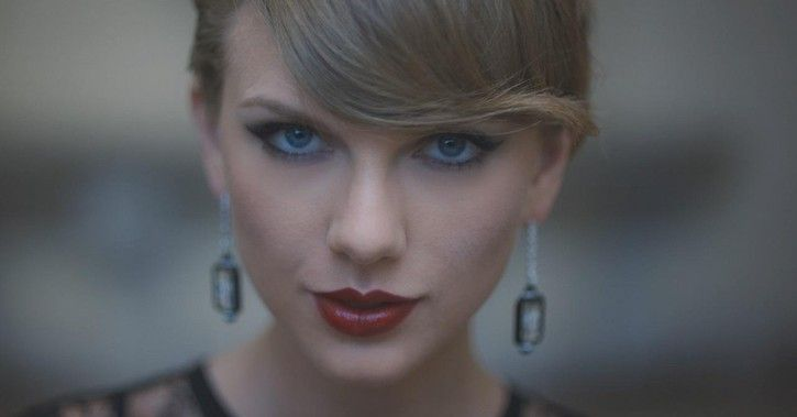 #Vevo #VideoMusical para Blank Space por Taylor Swift