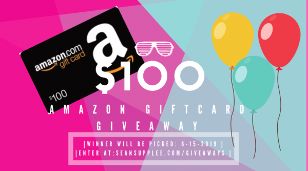 Win $100 Amazon Giftcard by GiveawayMachine   Sweepstakes and