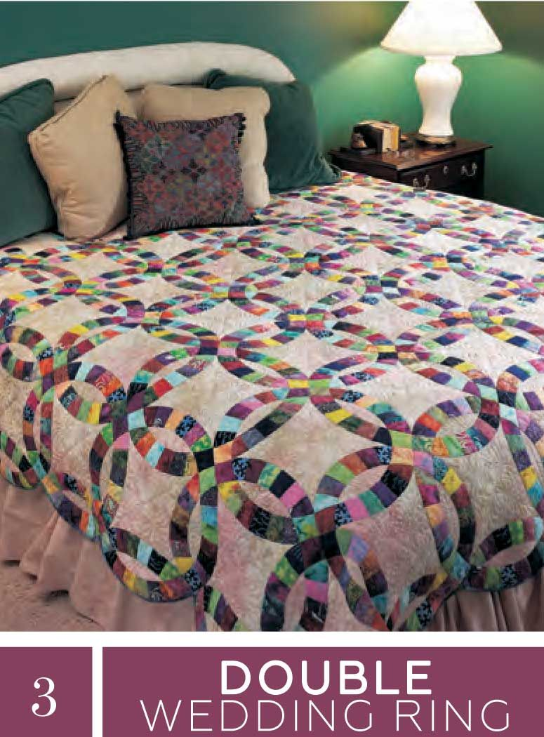 Free Wedding Quilts eBook Challenging Quilting Projects