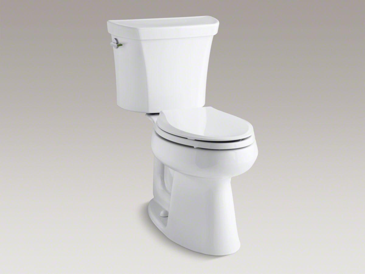 K 3989 Highline Dual Flush Elongated Comfort Height Toilet Kohler Dual Flush Toilet Kohler Toilet