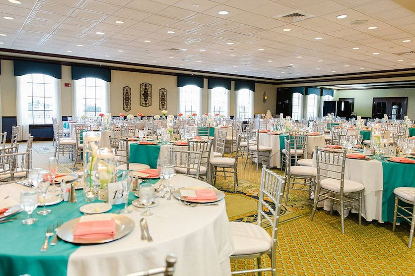 Waterfront Weddings Coral Wedding Receptions Reception And