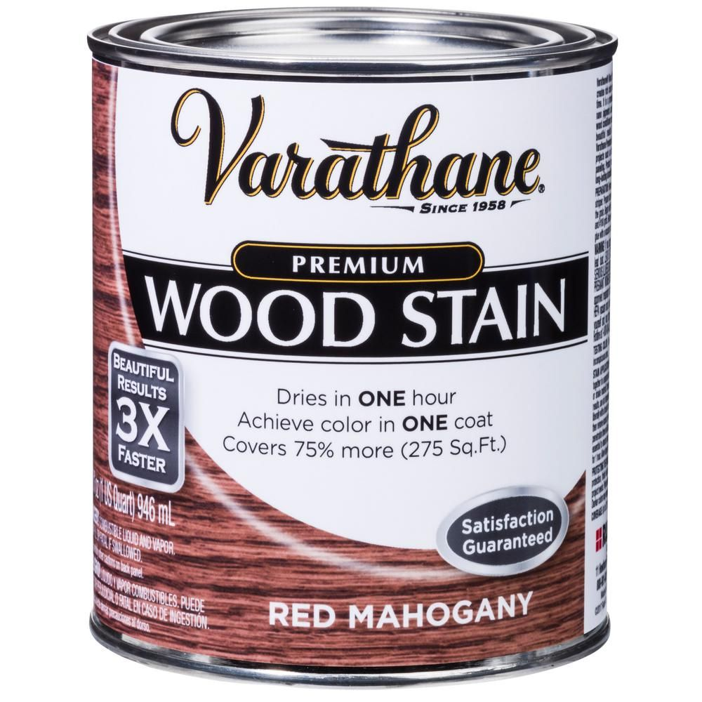 Varathane 1 Qt Flagstone Premium Fast Dry Interior Wood Stain 2 Pack Interior Wood Stain Varathane Wood Stain Weathered Wood