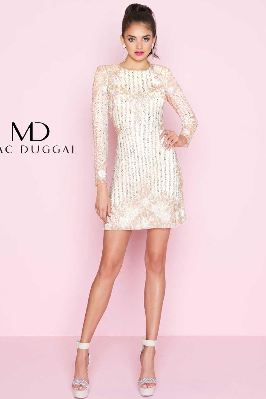 46016a7ab06b597 Mac Duggal 4763N in 2019 | Cocktail Dresses - Коктейльные платья ...