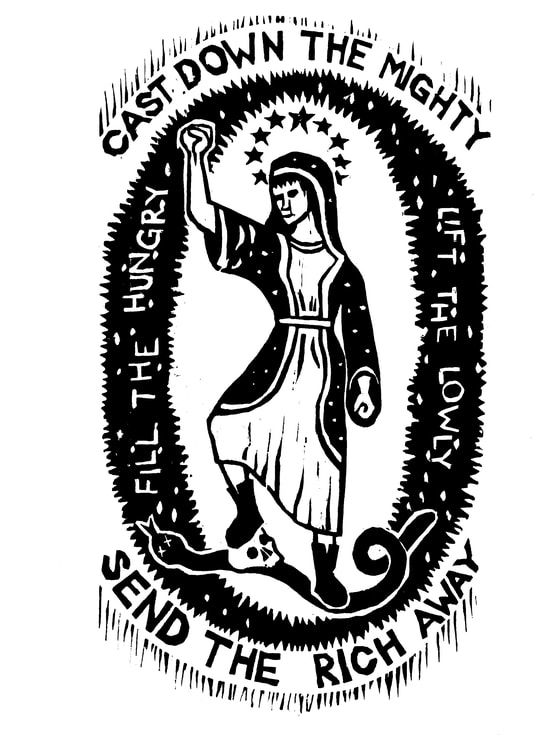 Mary's 'Magnificat' in the Bible is revolutionary. Some evangelicals silence her. (With images ...