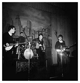 THE SOURCE - The Savage Young Beatles - November and/or December 1962 - The Star Club