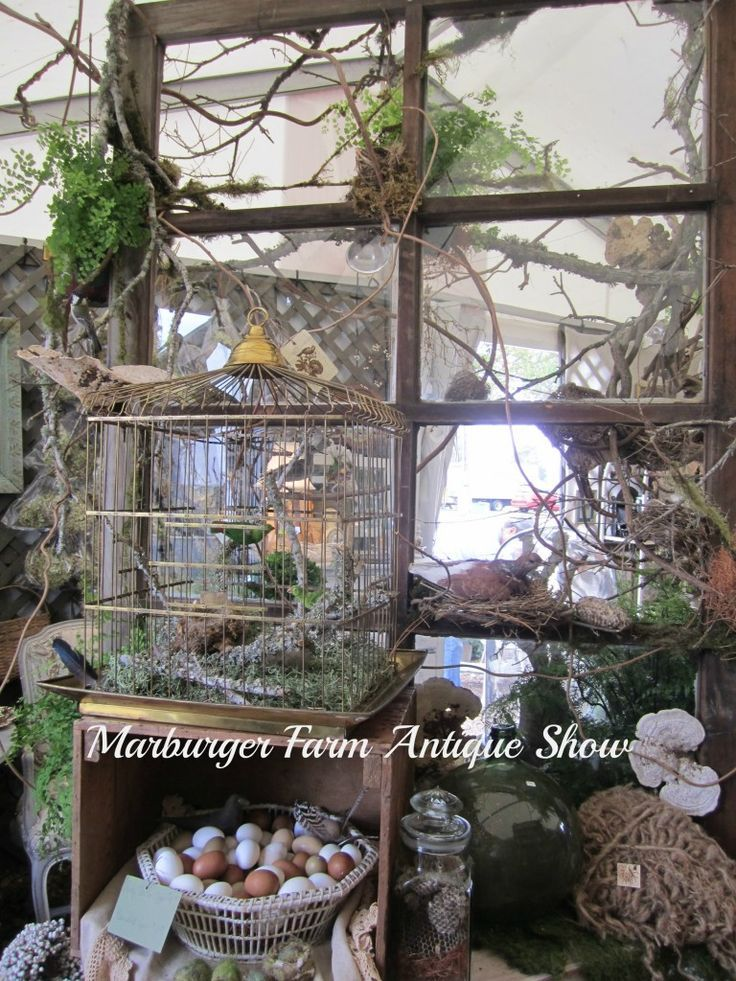 Antique booth and display ideas