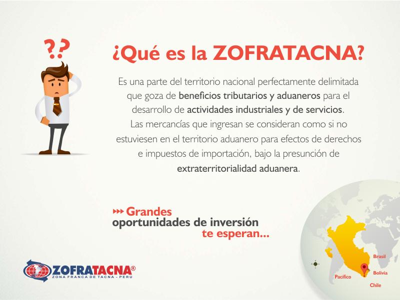 ¿Qué es la ZOFRATACNA?