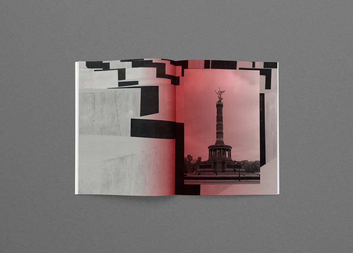 – BERLIN on Behance