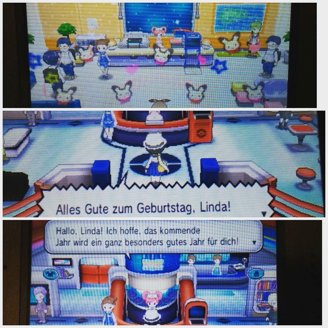 Geburtstag pokemon x y