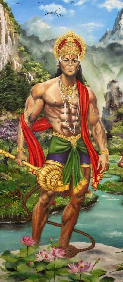 Sri Rama Puja – Invites Success and Prosperity   #hanuman_pic #hanuman_hd_images…