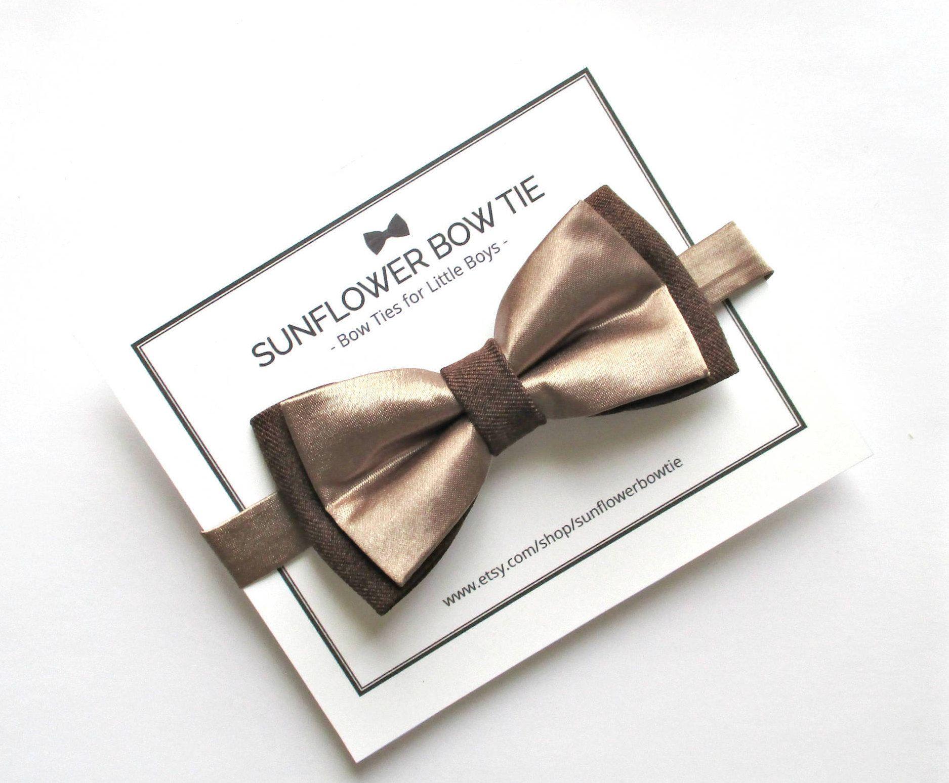 gold bow tie boys bow tie men bow tie bow ties for boys