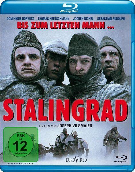 Blu-ray »Stalingrad« #bluray