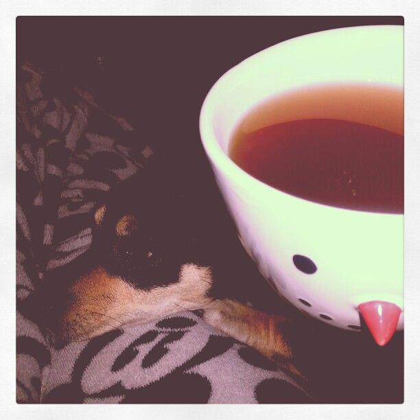 Tea time♡