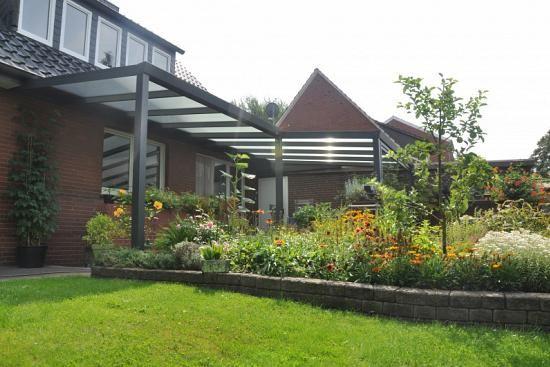 Aluminium Terrassenüberdachung Poly (mit Bildern