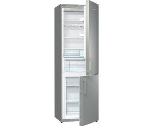 Bomann Kühlschrank Edelstahl : Gorenje rk6192ex kühl gefrierkombination 60er breite edelstahl a