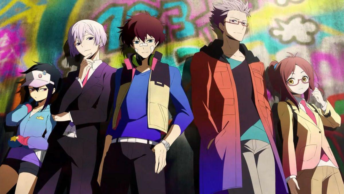 6 Underrated Anime to Watch on Hulu Hamatora, Anime