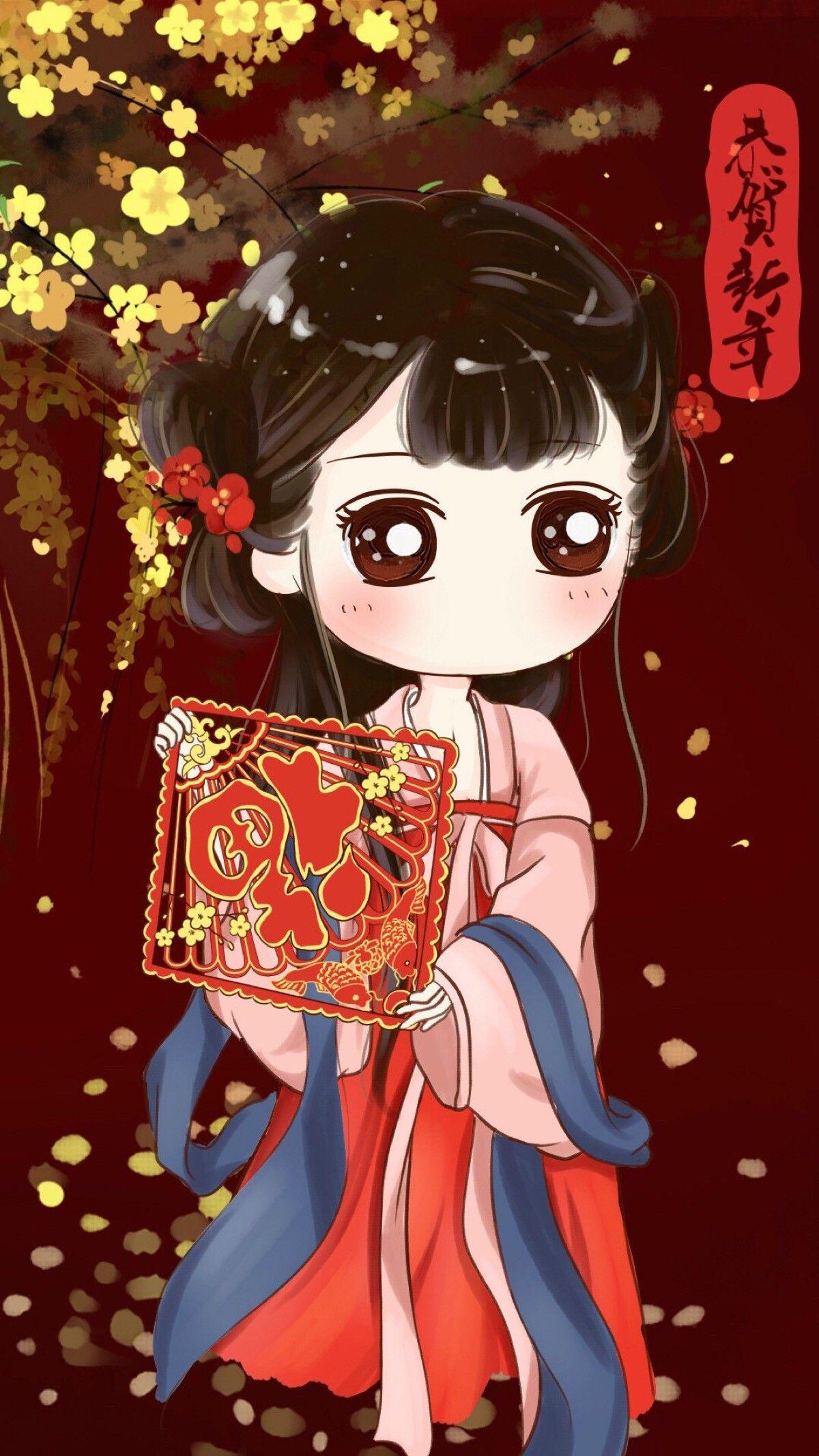 Pin de Cố Tịch Vân en chibi Love | Pinterest | Japon y Dibujo