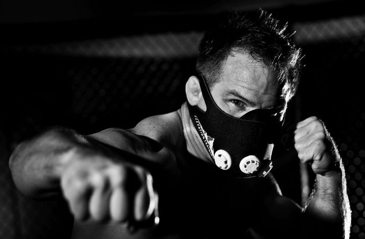 The Training Mask 2 0 Is A Revolutionary High Altitude Resistance Training Product That Can Take Your Body S Conditioning To A Whole New Mma Training Mma Train