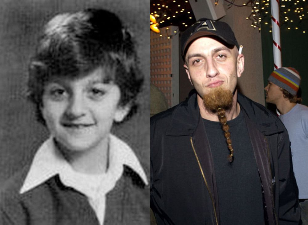 Photos Of Metal Musicians When They Were Kids With Images