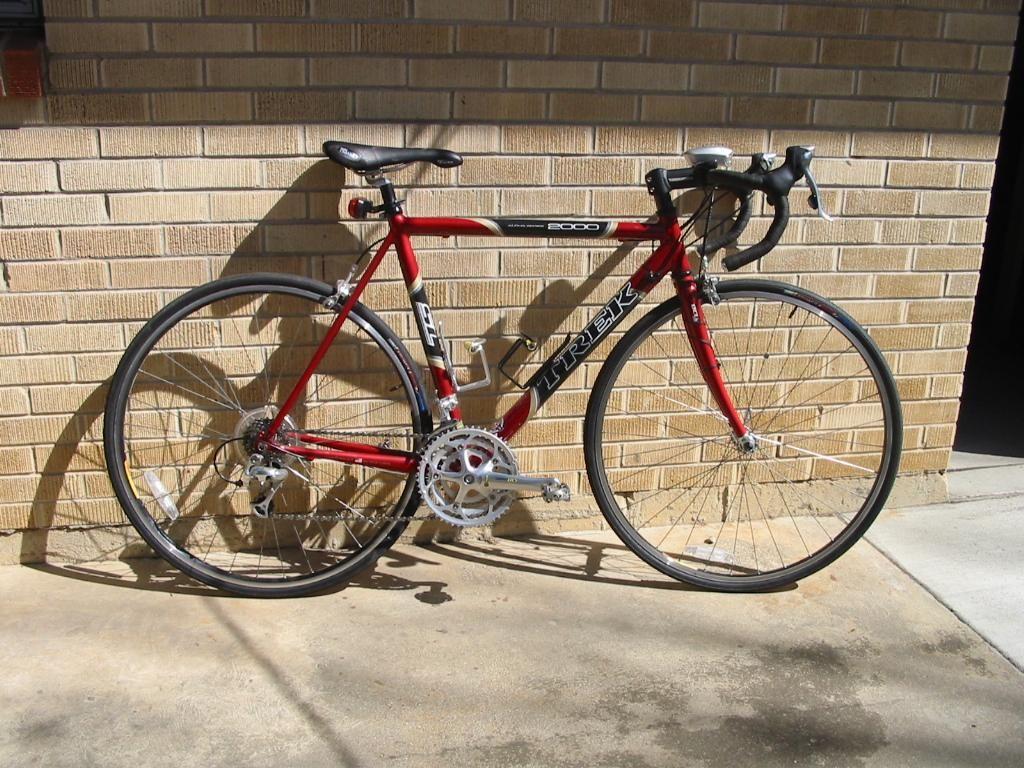 Trek Alpha Sl 2000 Bicycle Bike Bike Culture