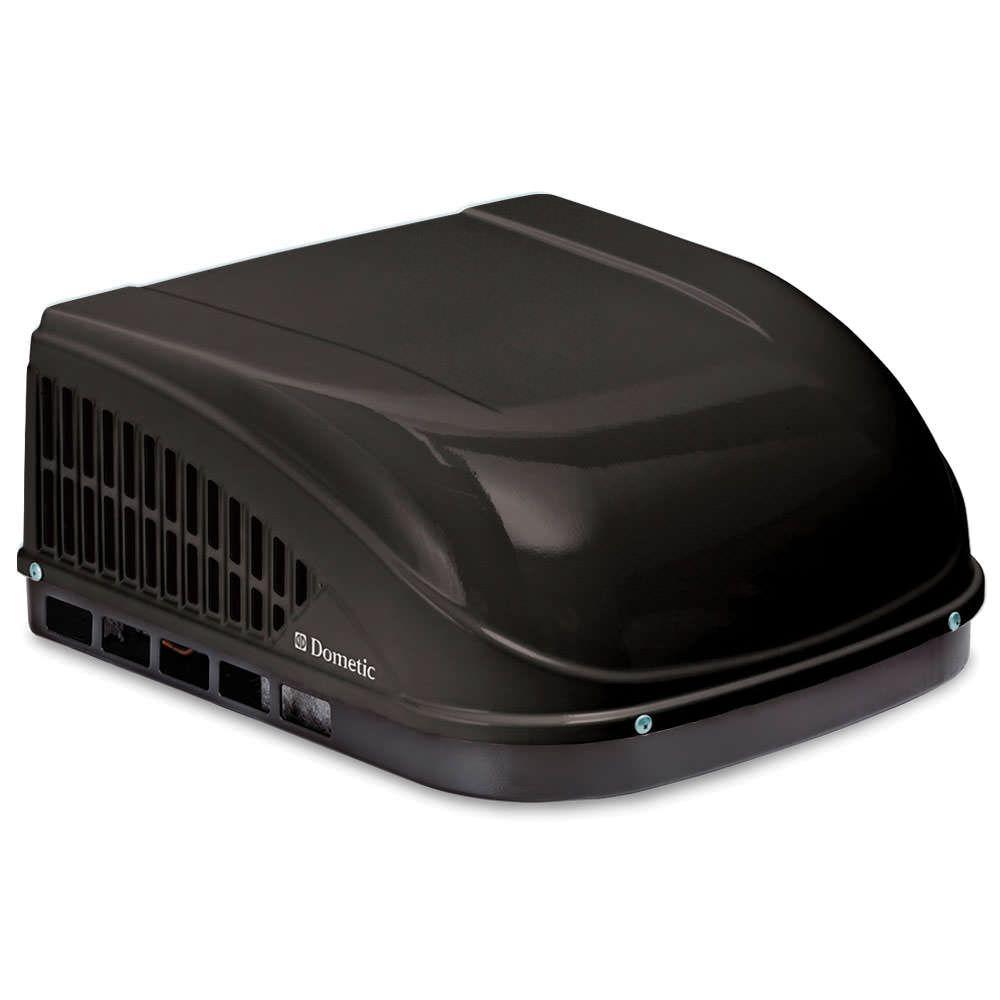 Dometic Brisk Ii Air Conditioner 15 000 Btu Black In 2020 Rv Air Conditioner Air Conditioner Btu Rv