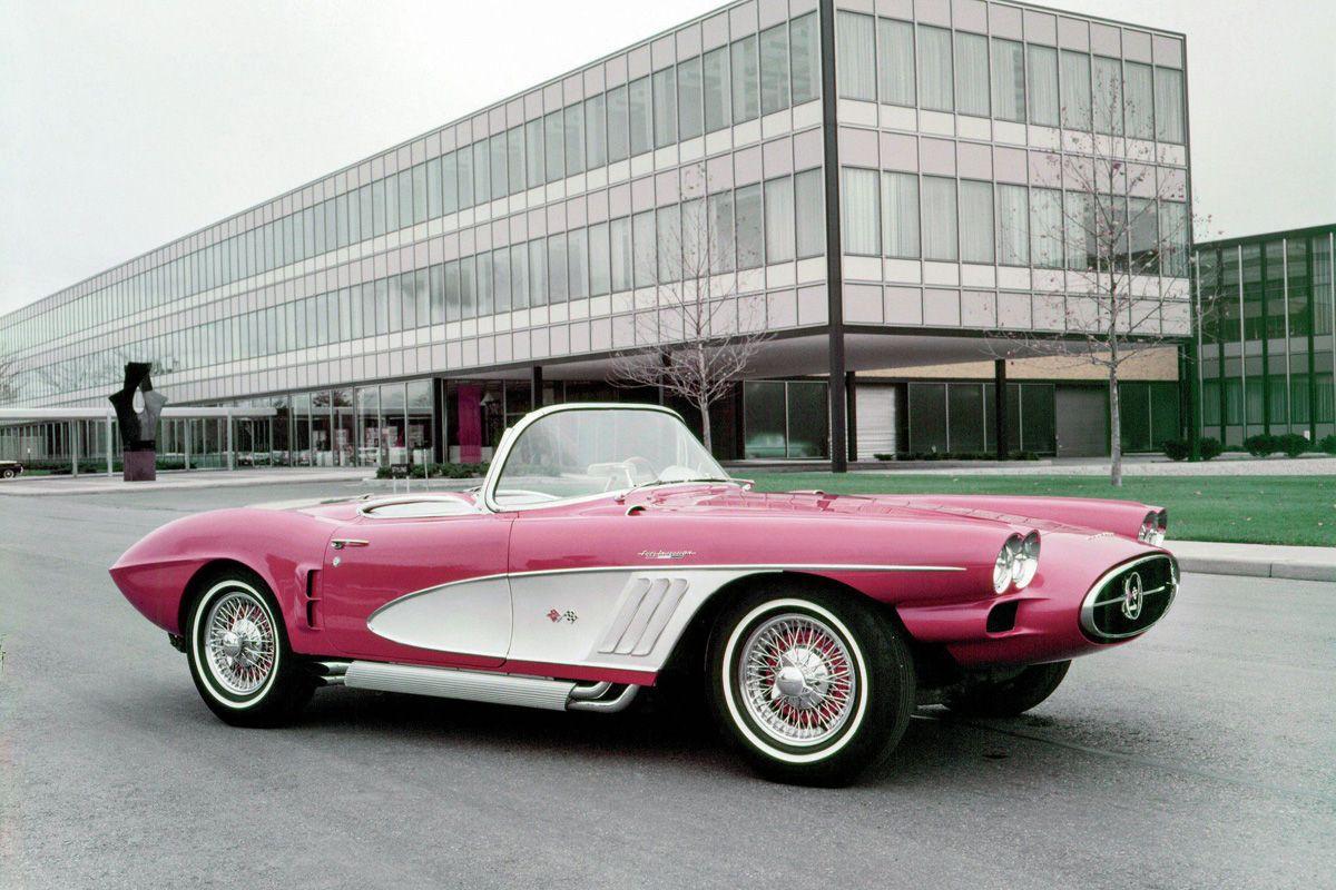 1958 Chevrolet Corvette Xp 700 Concept Cars Chevrolet Corvette Corvette