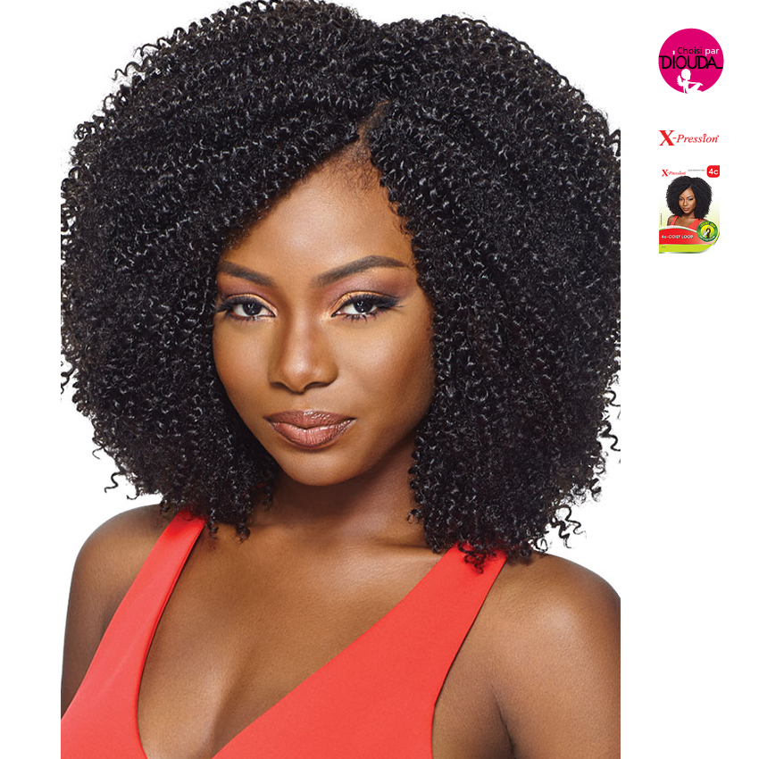 Meches X Pression Braid 4c Coily Loop Realisez Des Tresses Africaine Cheveux Boucles Coiffure Cheveux Naturels Coiffure Naturelle Cheveux Naturels Twists